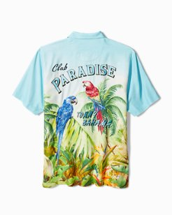 Club Paradise Collector's Edition Camp Shirt