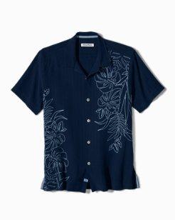 Playa Palmas Camp Shirt