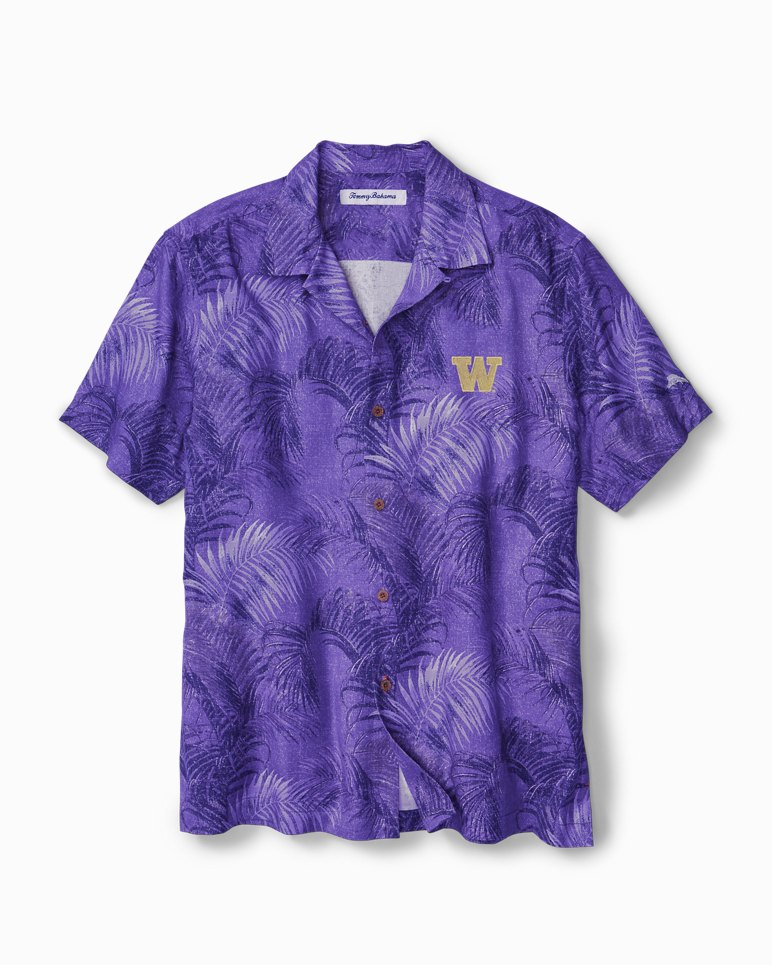Main Image for Collegiate Fez Fronds Camp Shirt