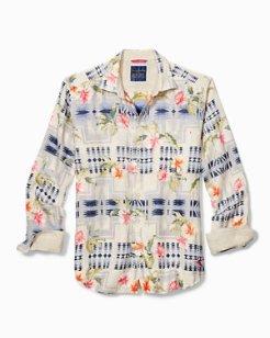 Tommy Bahama & Pendleton® Aloha Harding Breezer Long-Sleeve Linen Shirt