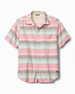 Somara Stripe Camp Shirt