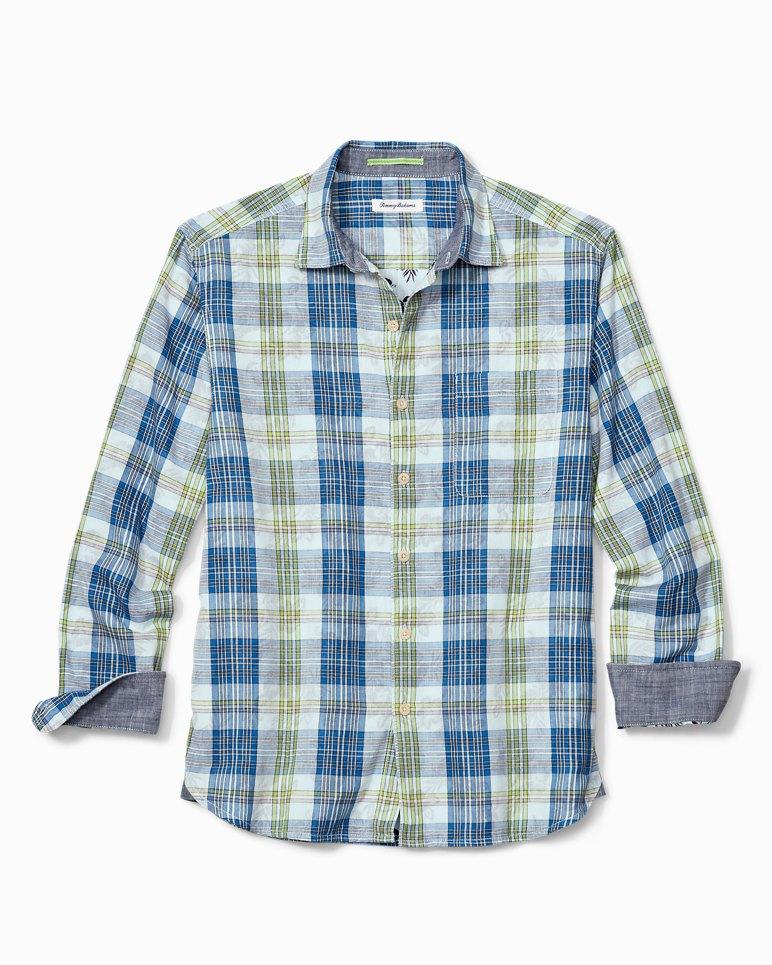 Main Image for Palapa Plaid Shirt