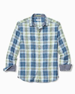 Palapa Plaid Shirt