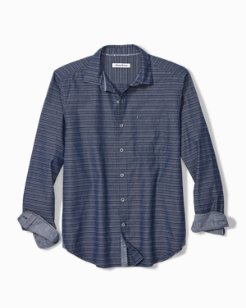 Blue Isle Stripe Shirt