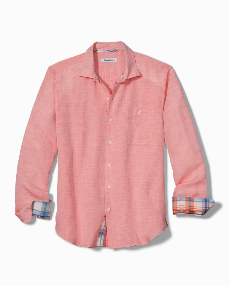 Main Image for Beach Breaker Sand Linen Shirt