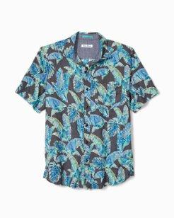 Patina Palms Camp Shirt