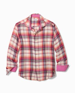 Pebble Bay Plaid Shirt