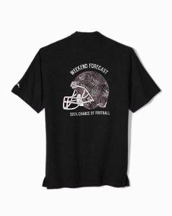 NFL Weekend Forecast Camp Shirt