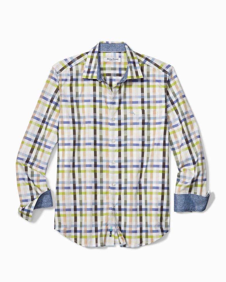 Main Image for Matina Check IslandZone® Shirt