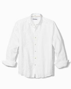 I Do Blooms Linen Shirt