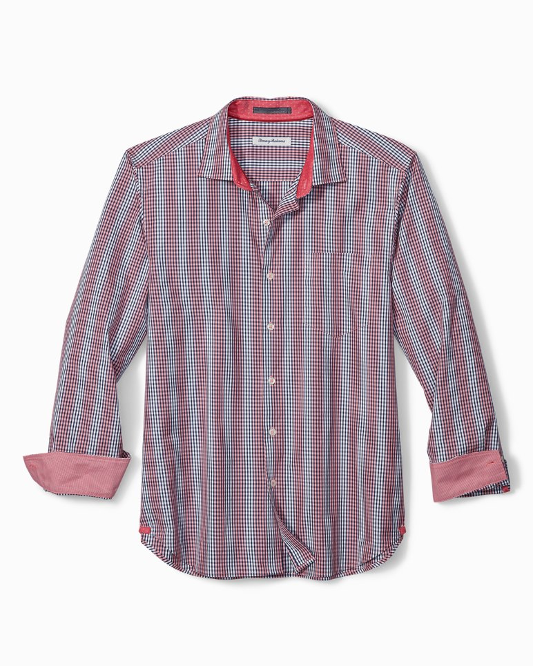 Main Image for Checks On The Beach Shirt