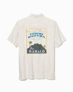 Mahalo Paradise Camp Shirt