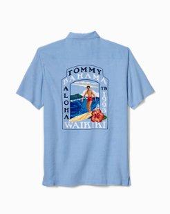 Aloha Waikiki Camp Shirt