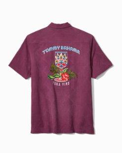 Pura Vino Camp Shirt