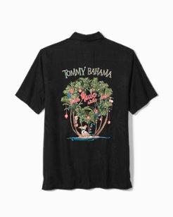 Wish Yule Were Here Camp Shirt
