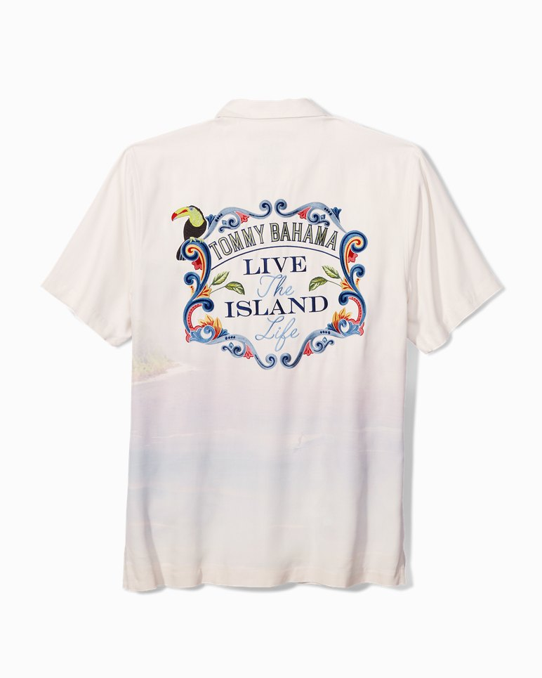 Main Image for Live The Island Life Collector's Edition Camp Shirt