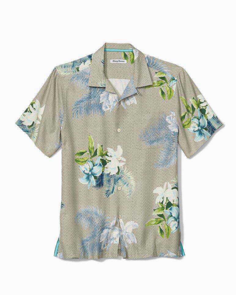 Main Image for Diamante Del Flora Camp Shirt