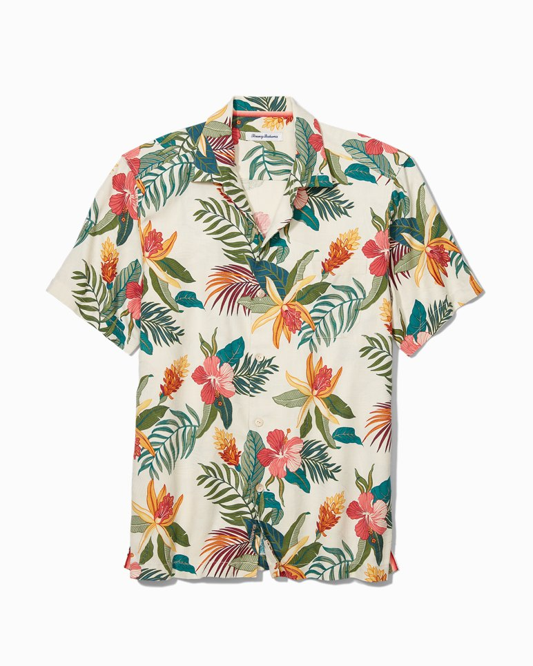 Main Image for Beach Crest Blooms IslandZone® Camp Shirt