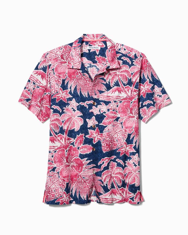 Main Image for Beach Batik Camp Shirt