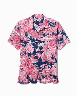 Beach Batik Camp Shirt