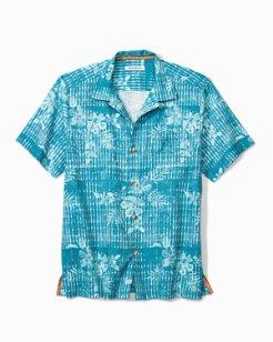 Pura Aqua Camp Shirt