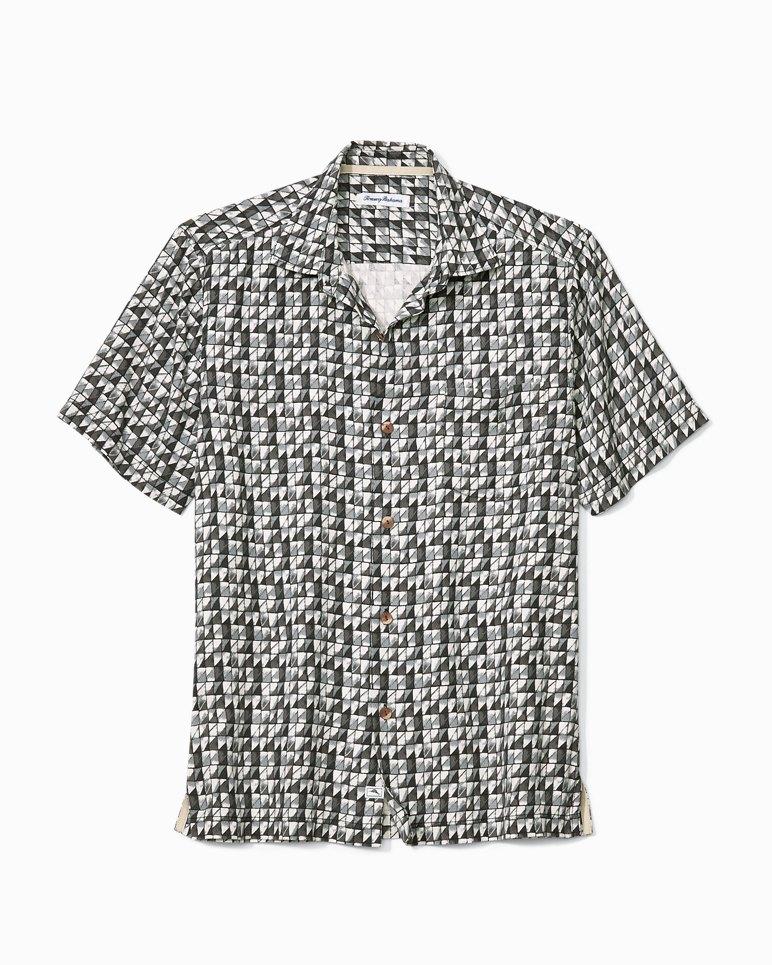 Main Image for Poquito Geo Camp Shirt
