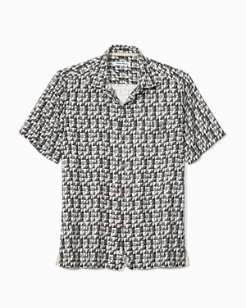 Poquito Geo Camp Shirt