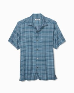 Plaid-A-Rica Camp Shirt