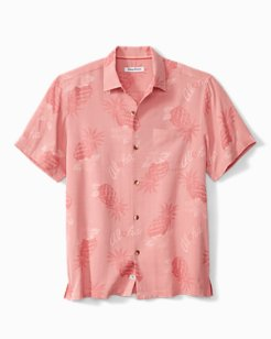 Pineapple Paradise Camp Shirt