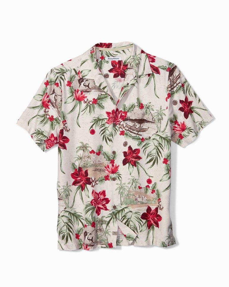 Main Image for Honolulu Holiday Camp Shirt