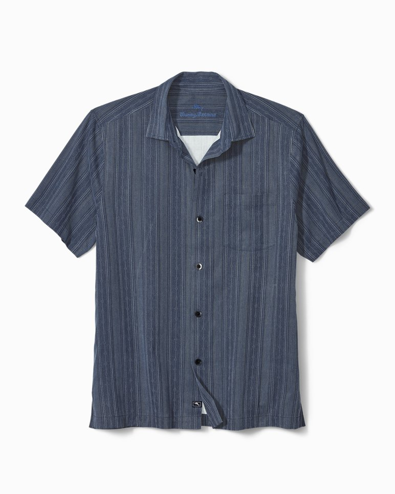a6df9e260bd Main Image for San Ramon Stripe Camp Shirt