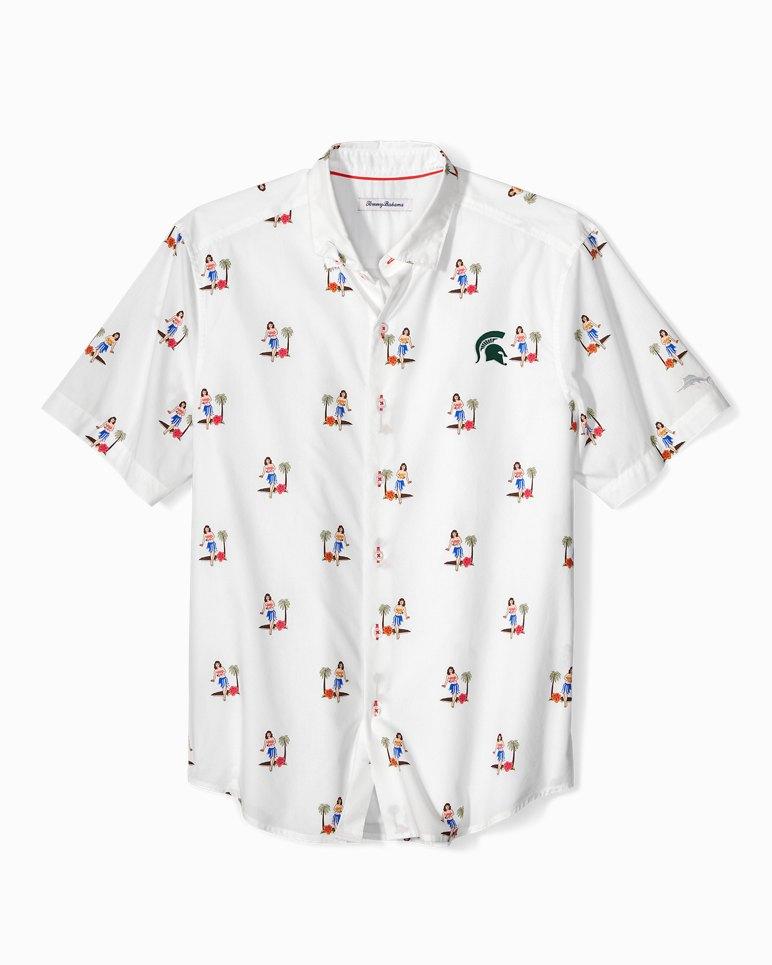 Main Image for Collegiate Hula Oasis Camp Shirt