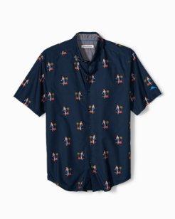 Hula Oasis Camp Shirt