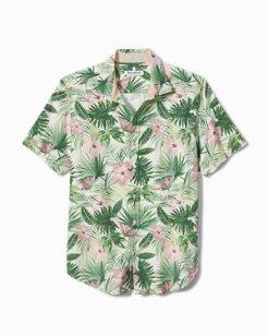 Kayo Blossoms Camp Shirt