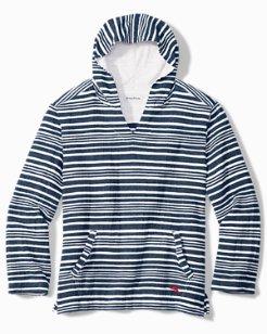 Blue Wave Baja Hooded Shirt
