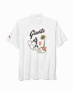 MLB® SF Giants® Bases Loaded Camp Shirt