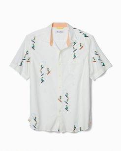 Hula-Gals Camp Shirt