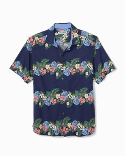 Lei Low Stripe Camp Shirt