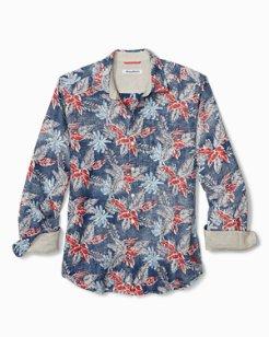 Faded Palms Shirt