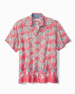 Luau Groove Camp Shirt