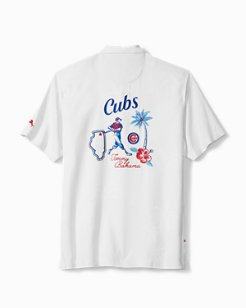 MLB® Cubs® Bases Loaded Camp Shirt