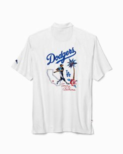 MLB® Dodgers® Bases Loaded Camp Shirt