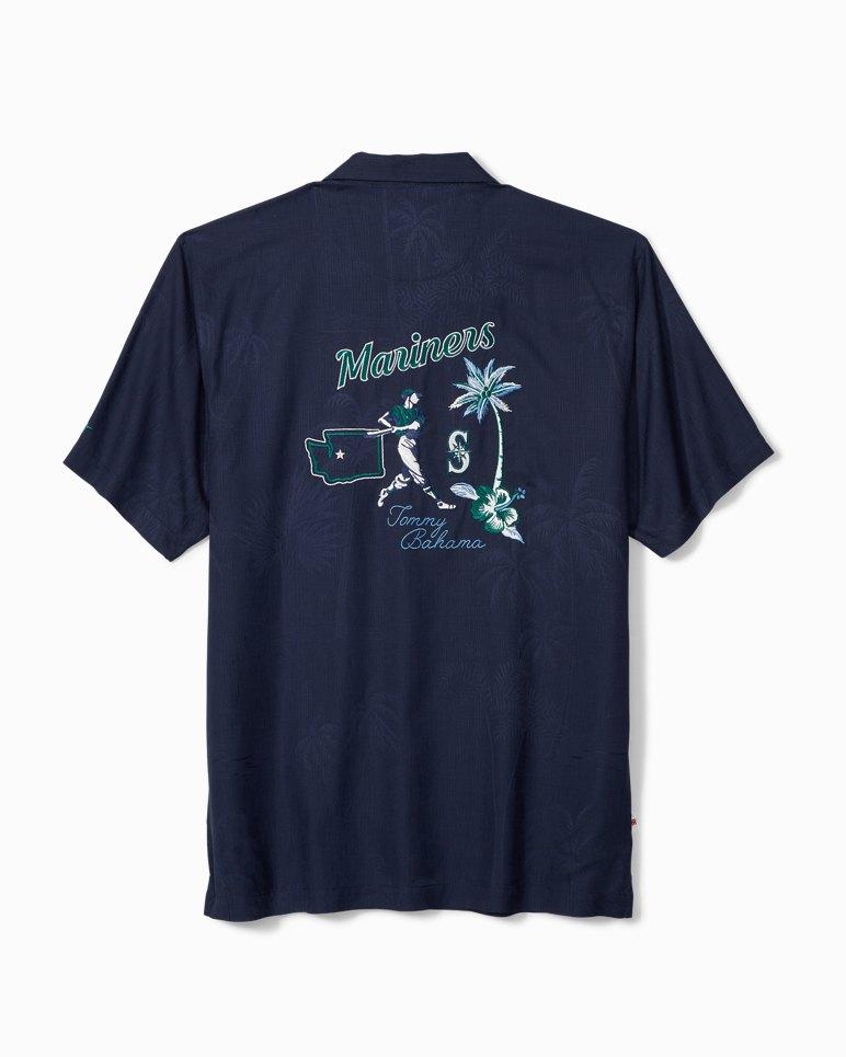 Main Image for MLB® Mariners® Bases Loaded Camp Shirt