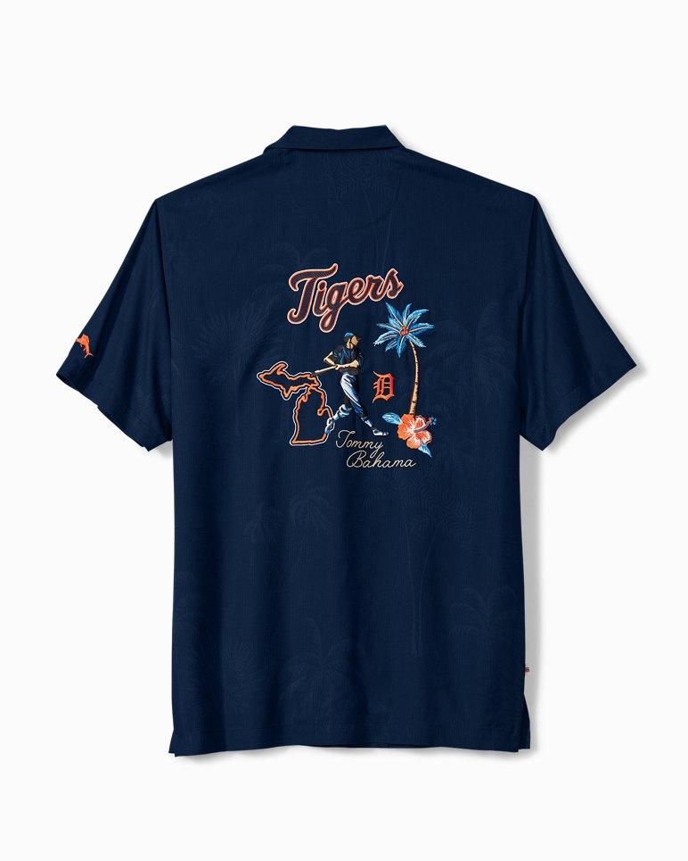 Main Image for MLB® Tigers® Bases Loaded Camp Shirt