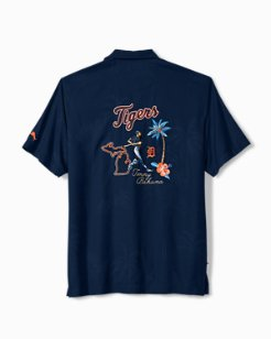 MLB® Tigers® Bases Loaded Camp Shirt