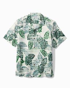 Sports Super Fan Silk Camp Shirt