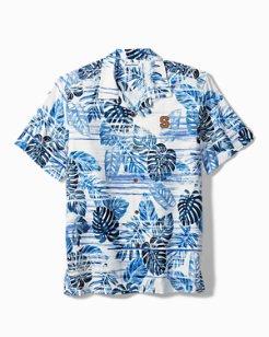 Collegiate Super Fan Camp Shirt