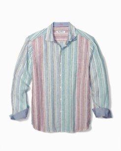 Vairó Stripe Linen Shirt