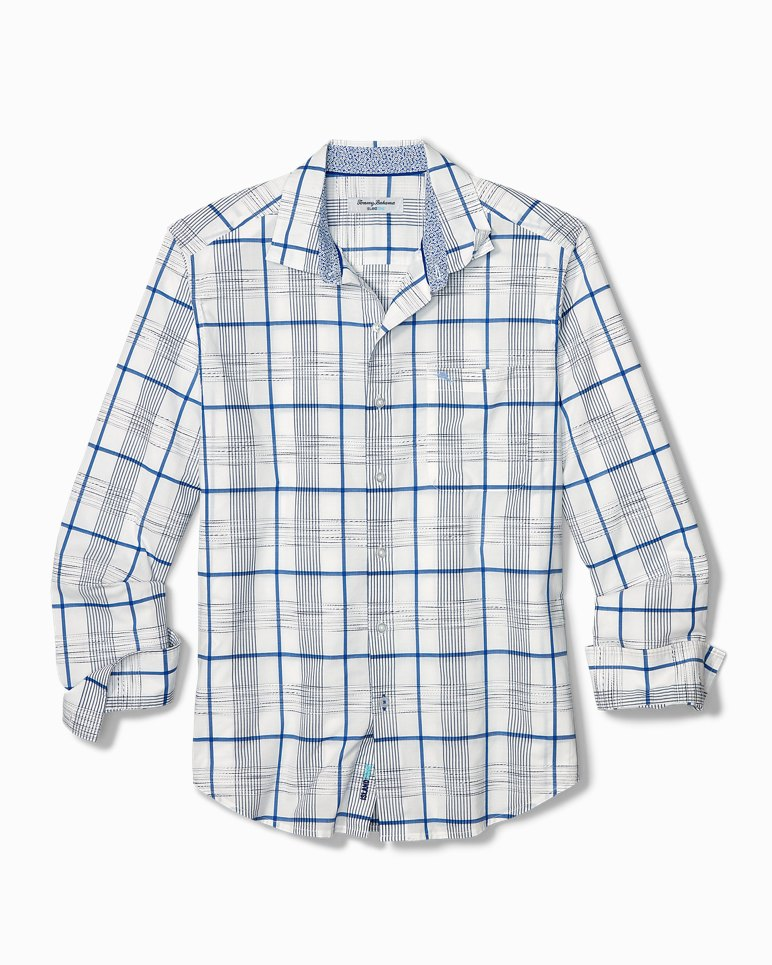 Main Image for Pirae Plaid IslandZone® Shirt