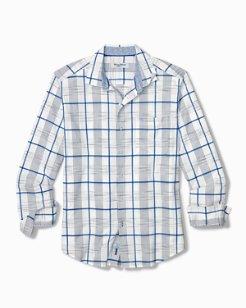 Pirae Plaid IslandZone® Shirt